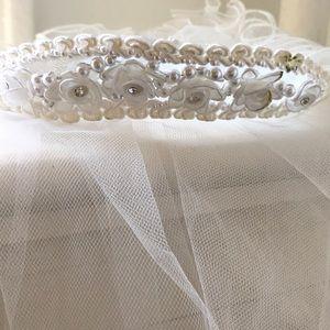 Girls veil